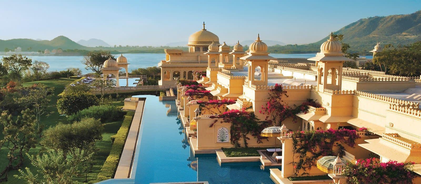 Hotel-Oberoi-Udaivilas-North-India - India travel guide