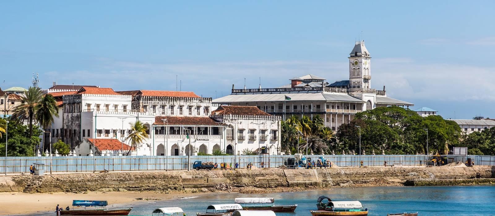 Zanzibar's Stone Town - History of Tanzania