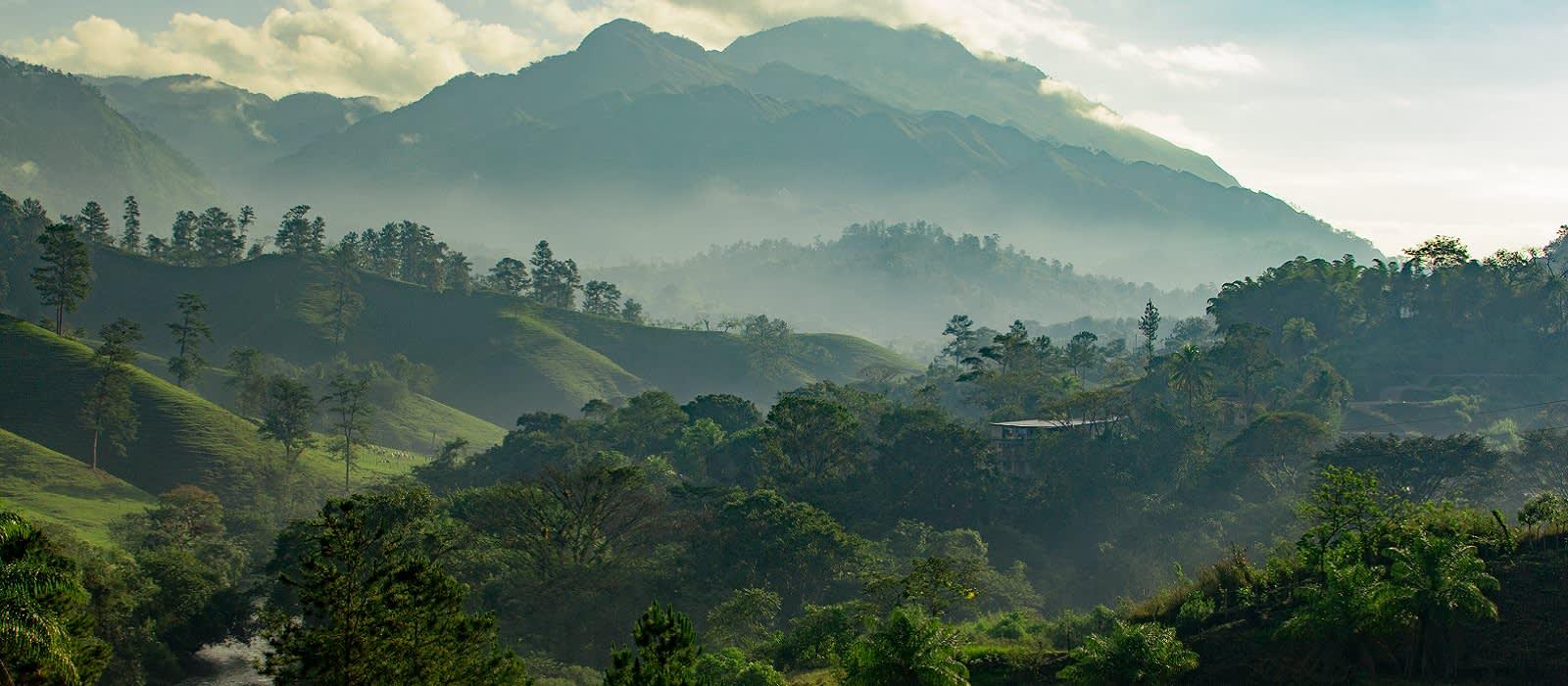Enchanting Travels Guatemala Tours Guatemala Sunrise In The Jungle