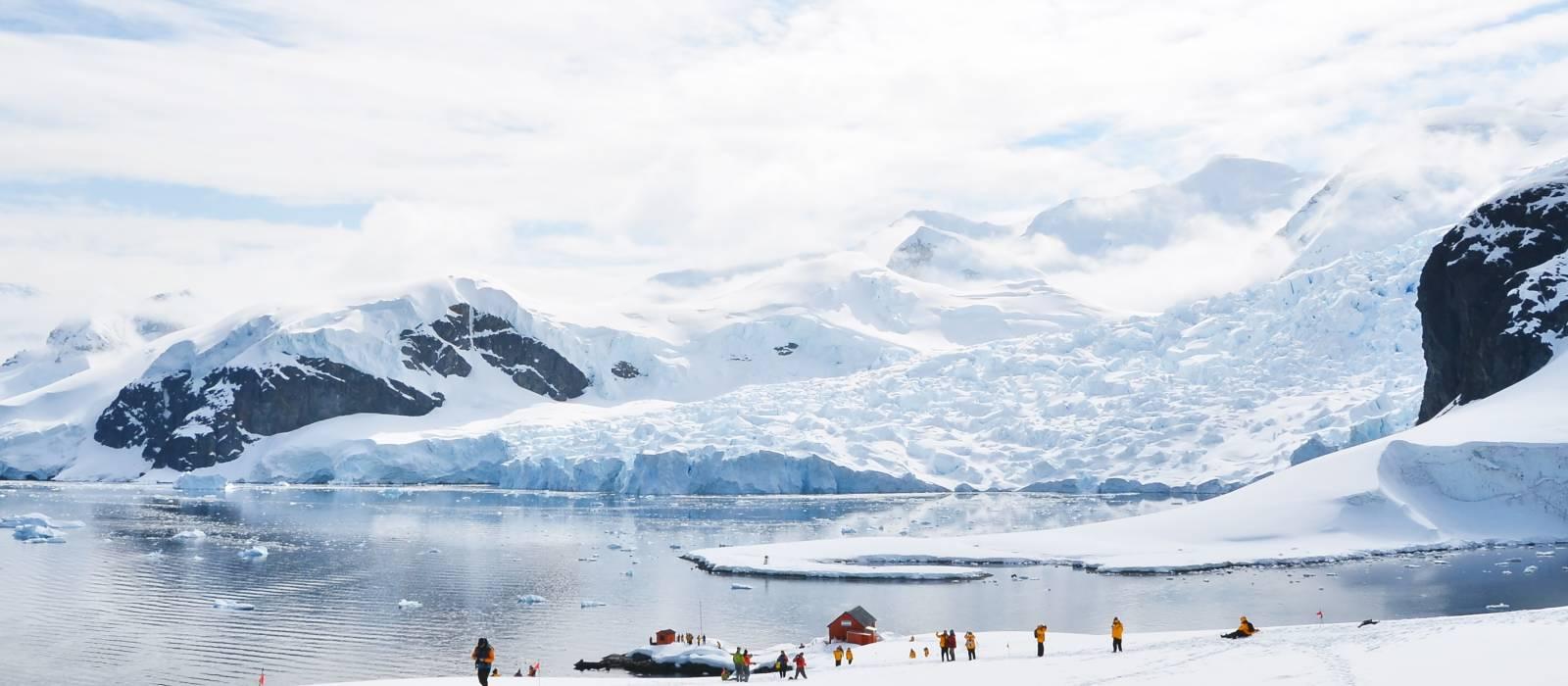 Expidition to Antarctica