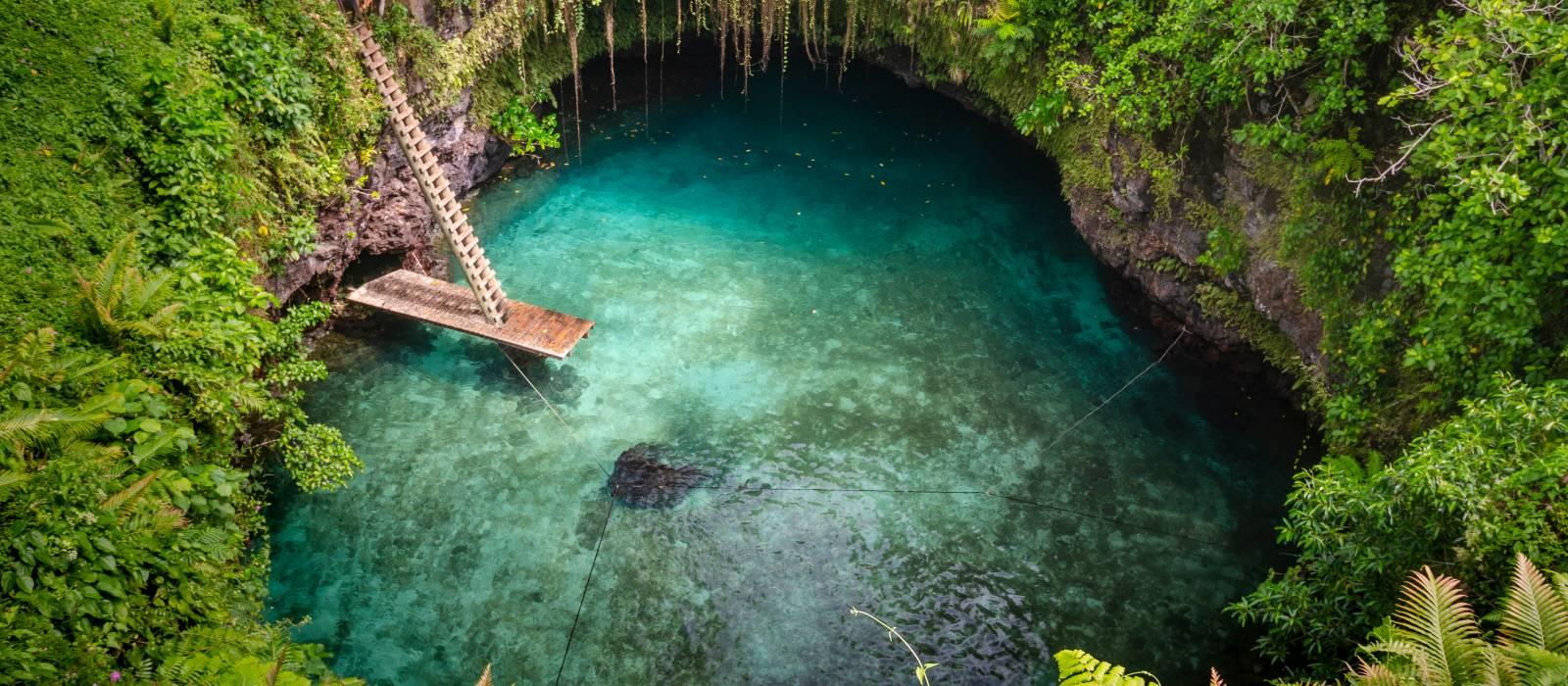 Samoa Tour: To Sua Trench