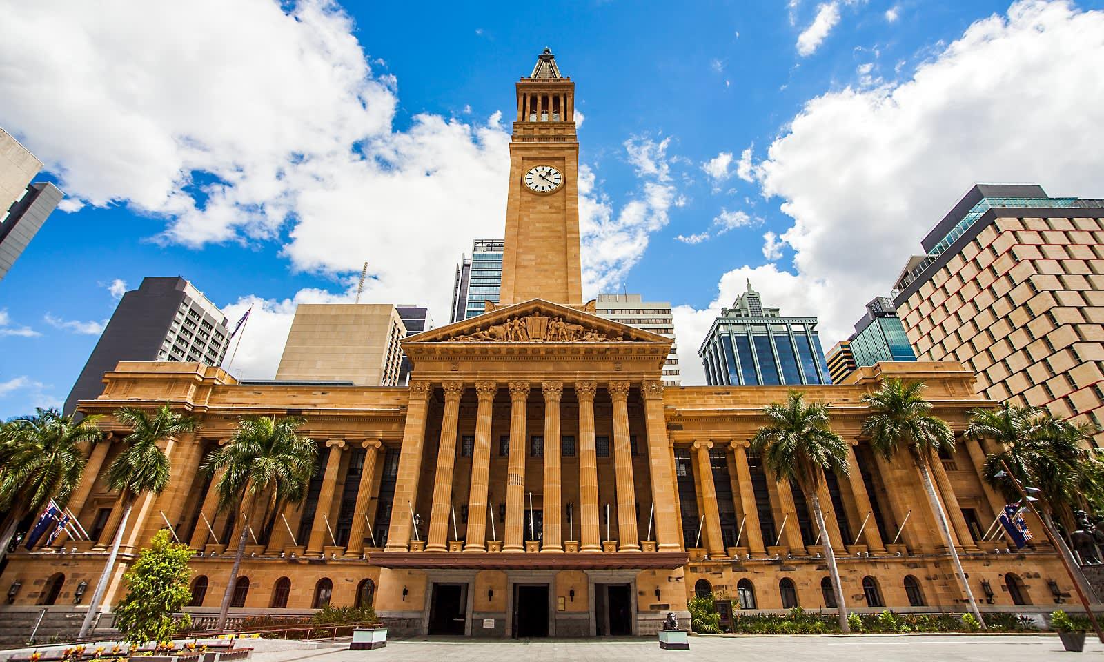 Brisbane - Heritage building - History of Australia