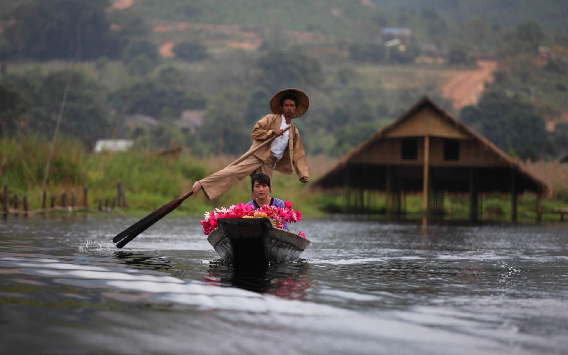 Myanmar Kulturreisen lassen Sie tief in die Kultur des Landes eintauchen
