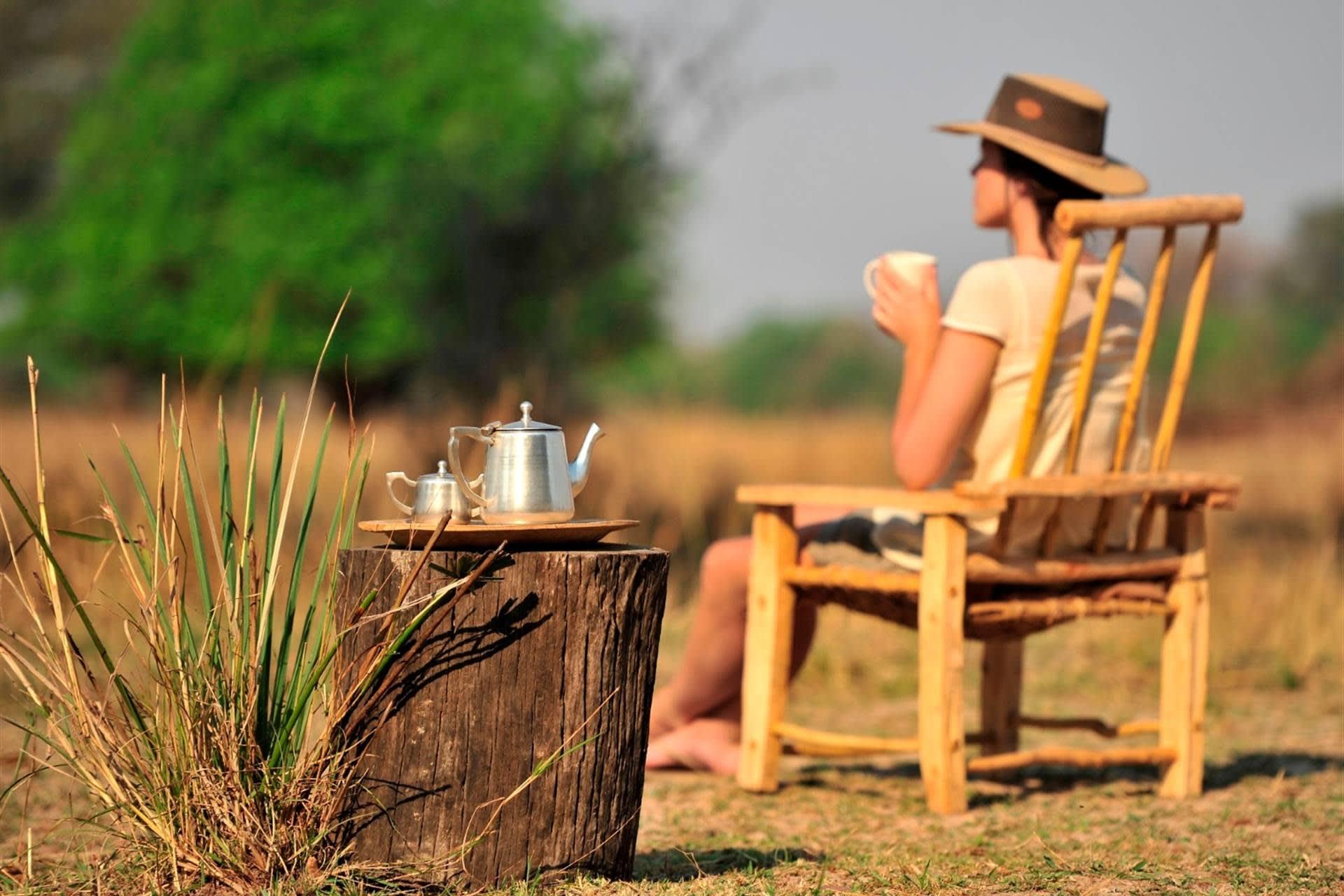 best relaxing hotel to unwind in SOUTH LUANGWA, ZAMBIA