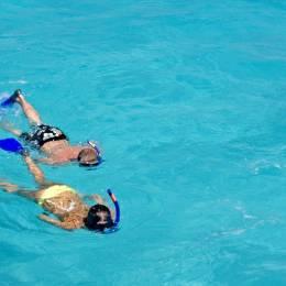 Diving in Quirimbas, Mozambique