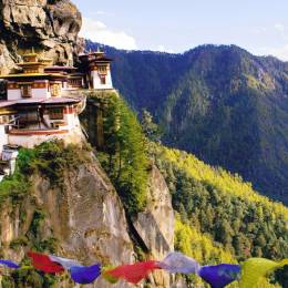Bhutan travel - Things to do in Southeast Asia