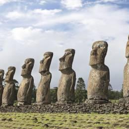 Enchanting Travels - Chile Tours - Easter Island - Rapa Nui