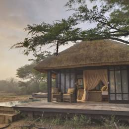 Exterior view at Phinda Vlei Lodge Hotel in Phinda, South Africa