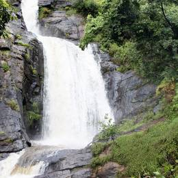 Mulanje Wasserfall, Malawi