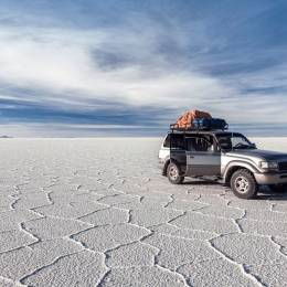 Uyuni Jeep Tour, Bolivia, South America