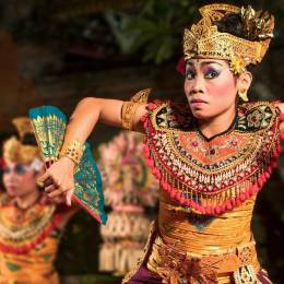 Dance in Indonesia