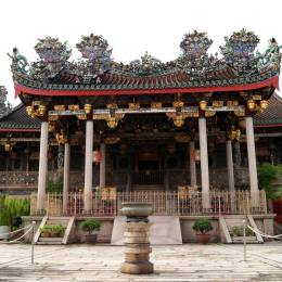 Culture of Malaysia - architectural wonders