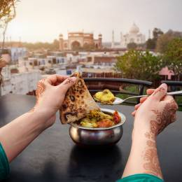 Culinary Agra - Enchanting Travels