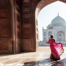 Enchanting Travels India Tours Agra Taj Mahal (2)