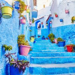 Blue city of Chefchaouen - Things to do in Morocco