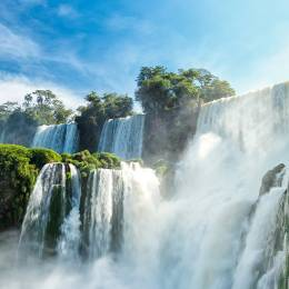 Enchanting Travels South America Tours Iguazu Falls Argentina