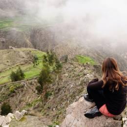 Peru, Cotahuasi canyon, The world's deepest canyon, South America