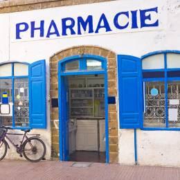 Morocco travel guide - pharmacy