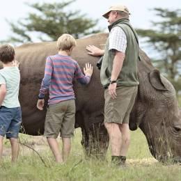 Is Kenya safe? Rhino tracking
