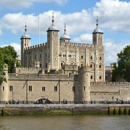 Tower of London, Castle in London, England