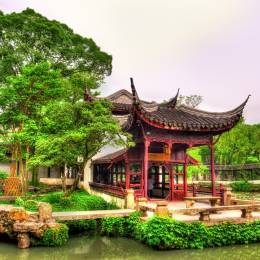 The Humble Administrators Garden in Suzhou