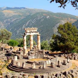 Delphi - things to do in Greece