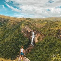 Wasserfälle Chorros de Ola, Panama, Mittelamerika