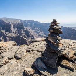Things to do in Oman - Jebel Shams Oman