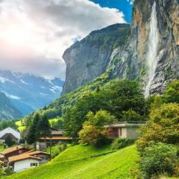 best time to visit Switzerland
