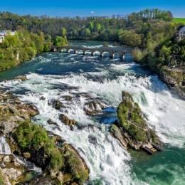 Things to do in Switzerland - Rhine Falls