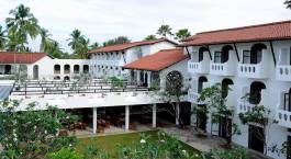 Enchanting Travels - Sri Lanka Tours - Heritance Ayurveda Maha Gedara- Außenbereich