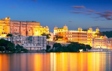 Asia-India-Udaipur-Lake