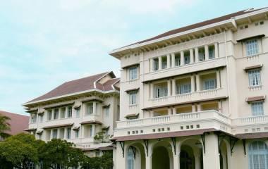 Raffles Hotel Le Royal, Phnom Penh, Cambodia, Asia