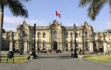 Peru Luxusreise, Lima