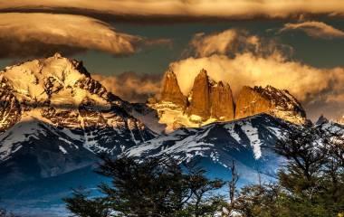 Torres del Paine, eines der beliebtesten