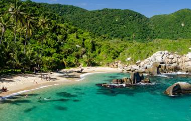 Enchanting Travels Colombia Tours Tayrona National Park