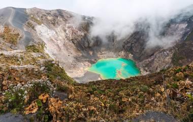 Irazu Vulkan