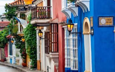 Colombia Vacation - Cartagena de Indias