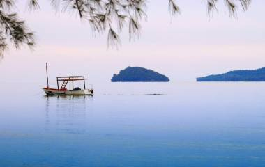 Sihanoukville, Gulf of Thailand, Cambodia, South East Asia