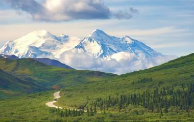 Alaska landscapes nature tour: Denali National Park and Preserve