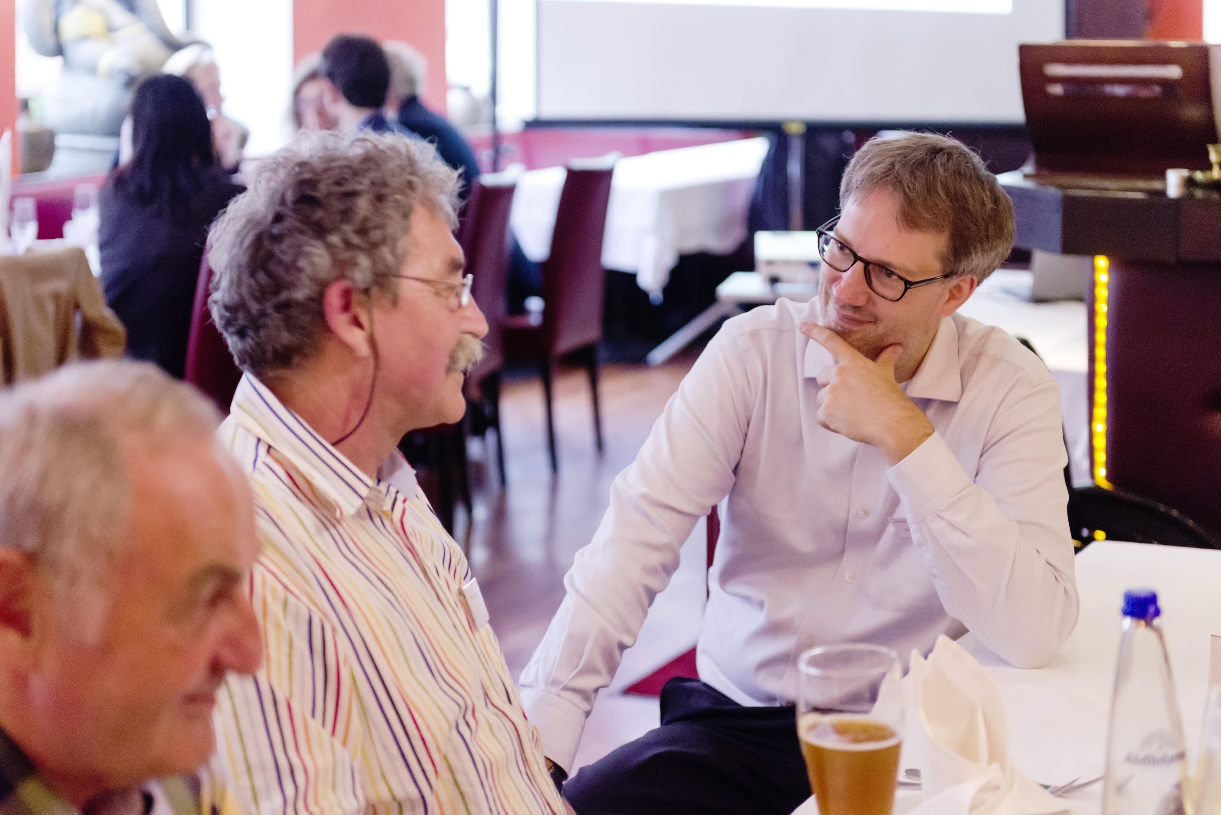 Gründer und Vorstand Alex Metzler