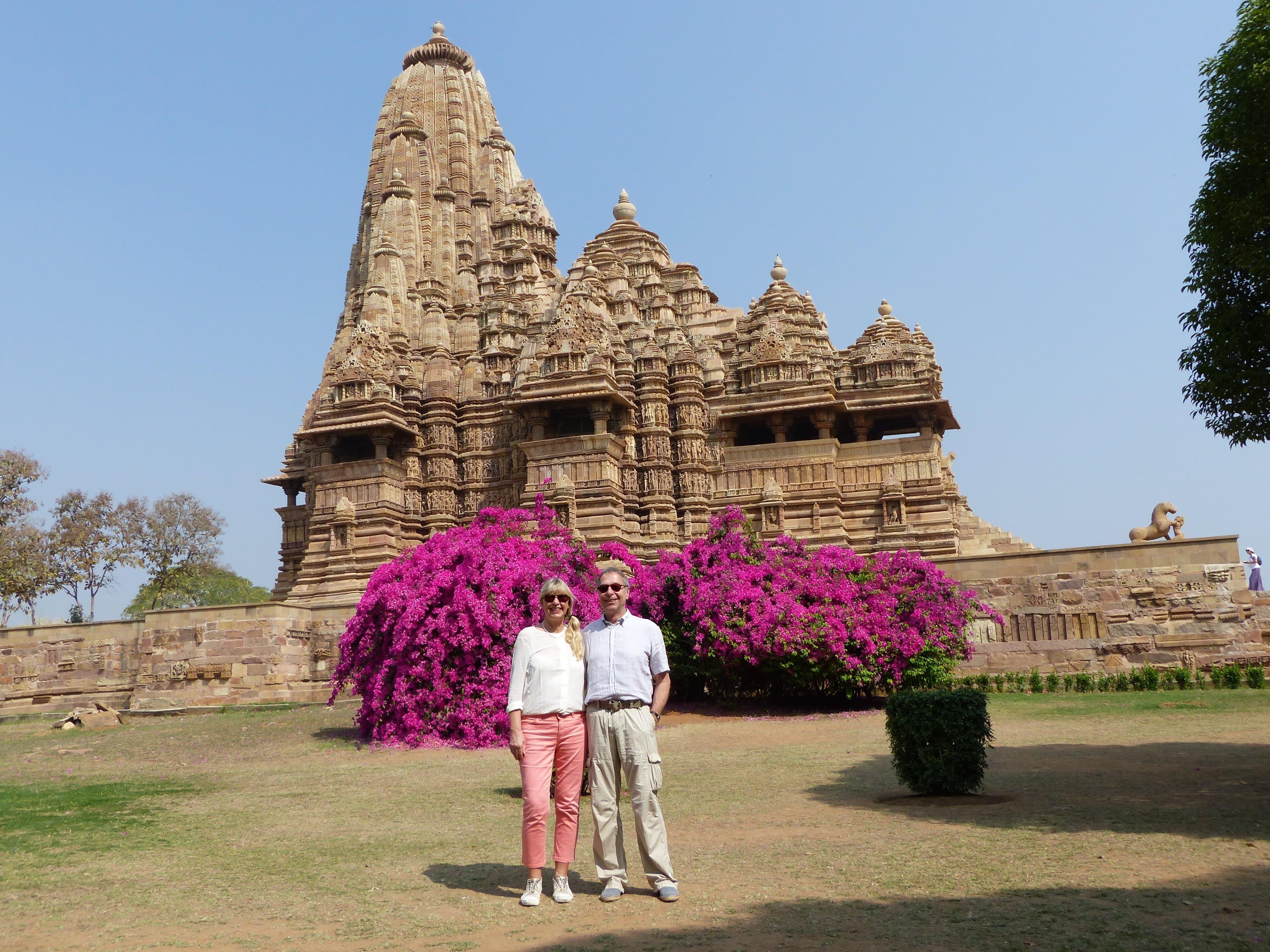 Indienreise Erfahrungsbericht - Die Eberhards nehmen Abschied von Indien