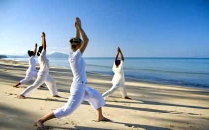 Yoga in Koh Phangan