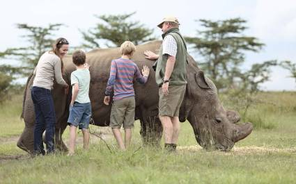 Rhino Conservation at Ol Pejeta