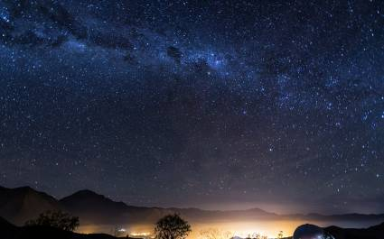 The Milky Way over Elqui Valley - best places to visit in 2019