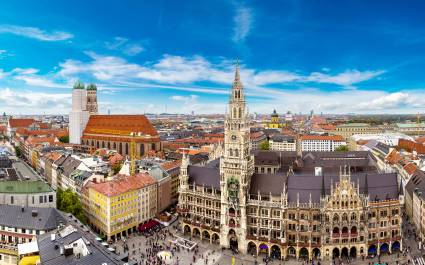 Munich, best road trips