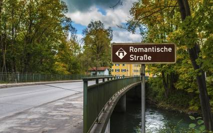 Romantic Road in Germany best road trips
