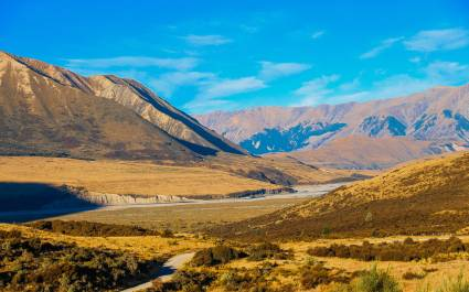 Greymouth-to-Christchurch