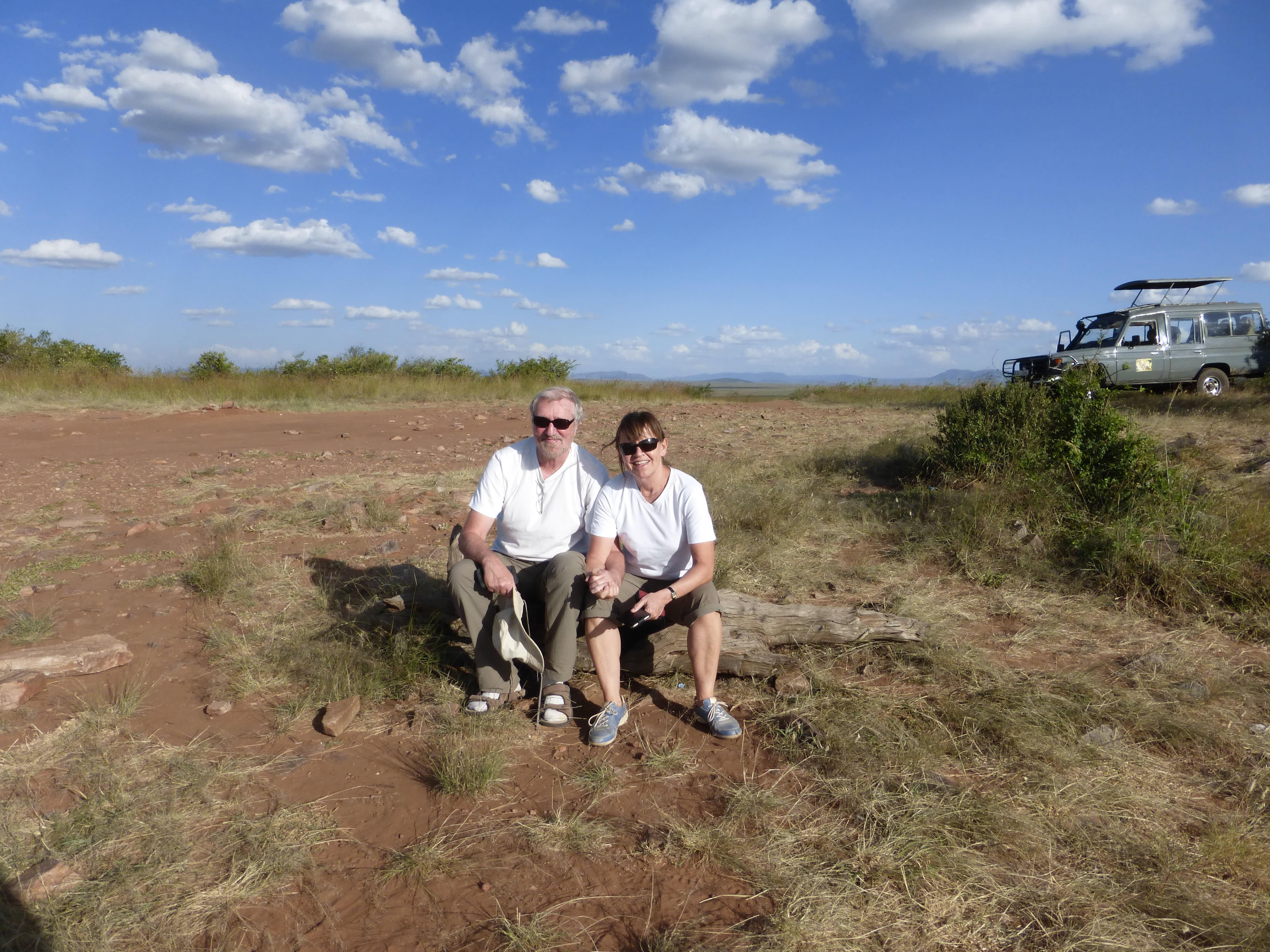 Kenia Reisebericht von Ingrid Stöckel und Michael Hortmann