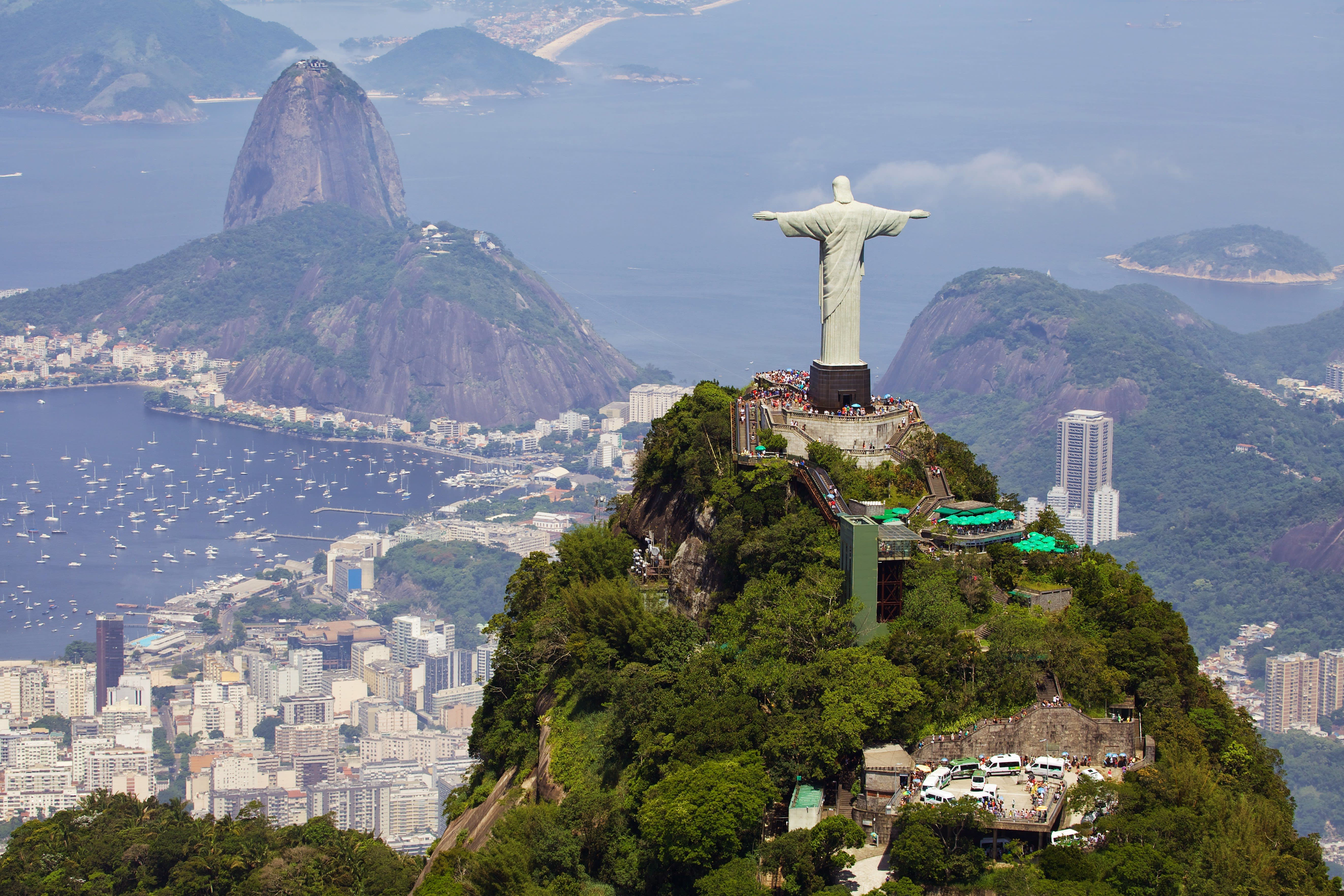 Christo Redentedor in Rio